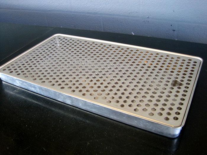 Drip Trays In Silver Artappelartappel