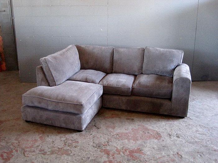 ... Grey Corduroy Sofa | Dilbilimarastirmalari.com. Category: ...