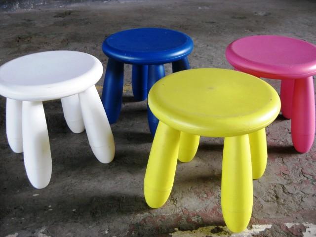 Terrific Colourfull Ikea Kids Stools Artappelartappel Creativecarmelina Interior Chair Design Creativecarmelinacom